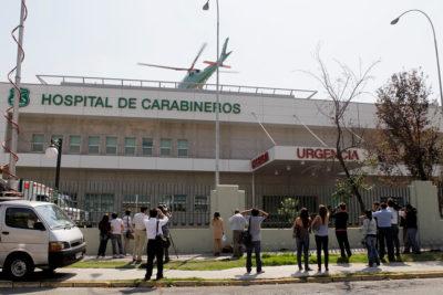 Fisco deberá pagar millonaria indemnización a paciente violada en Hospital de Carabineros