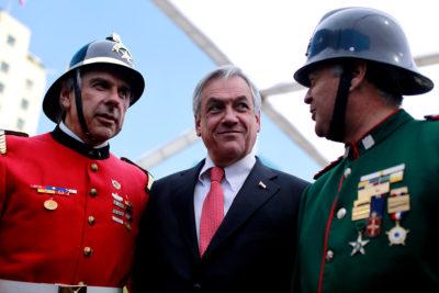 """Sebastián Piñera: """"Espero que el senador Moreira pueda probar su inocencia"""""""