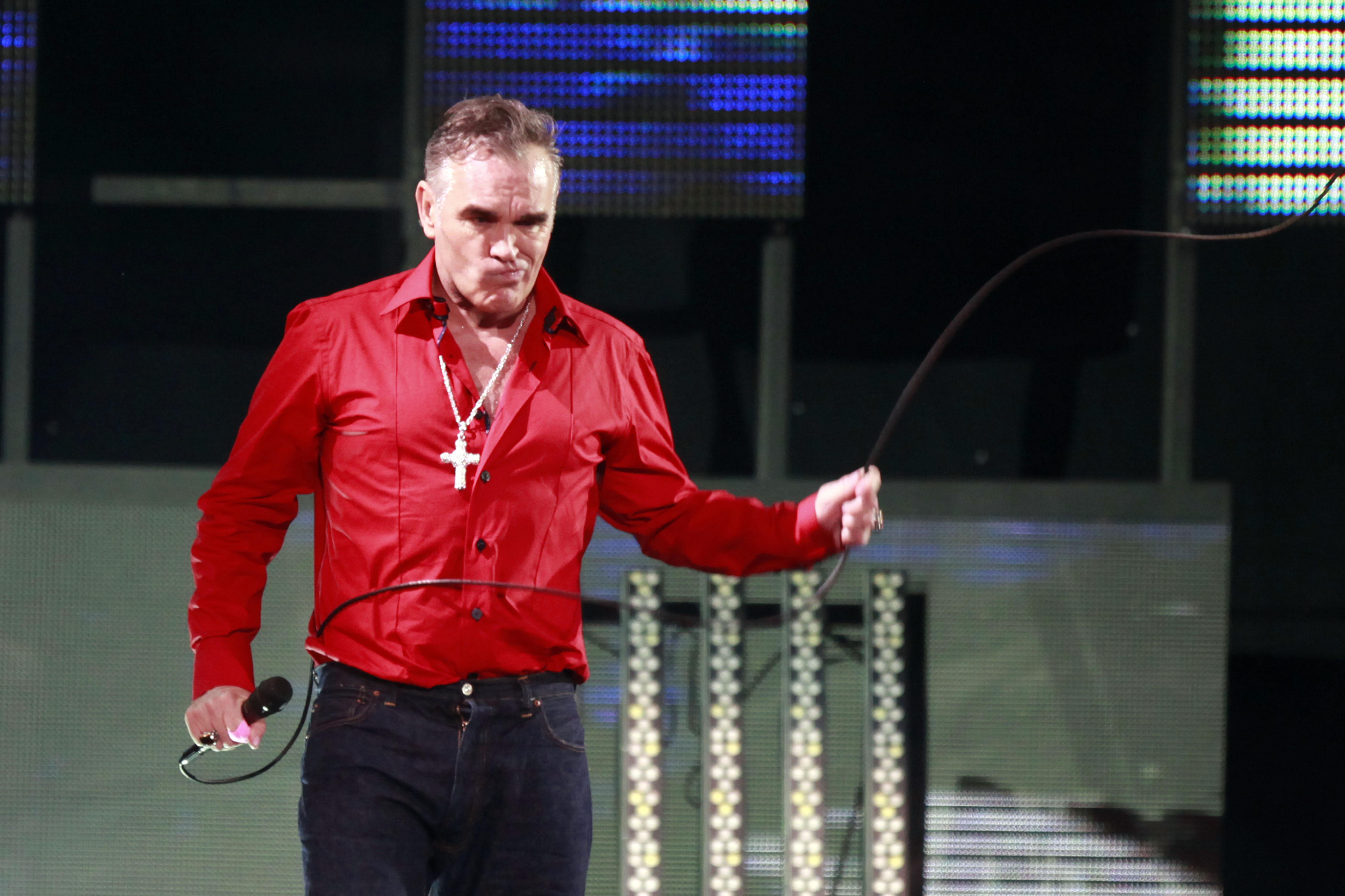 La mayor productora de Argentina se niega a organizar concierto de Morrissey tras polémicas declaraciones
