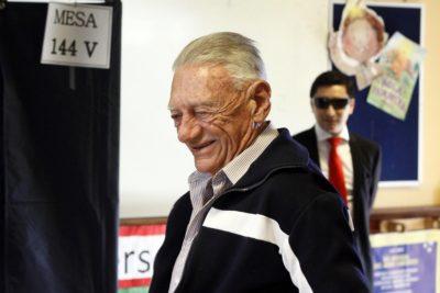 Muere el general Fernando Matthei, ex miembro de la Junta de Gobierno de la dictadura