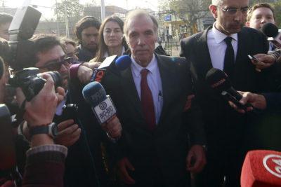 Jaime Orpis pide cambio de arresto domiciliario a Frutillar para irse de vacaciones hasta el 28 de febrero