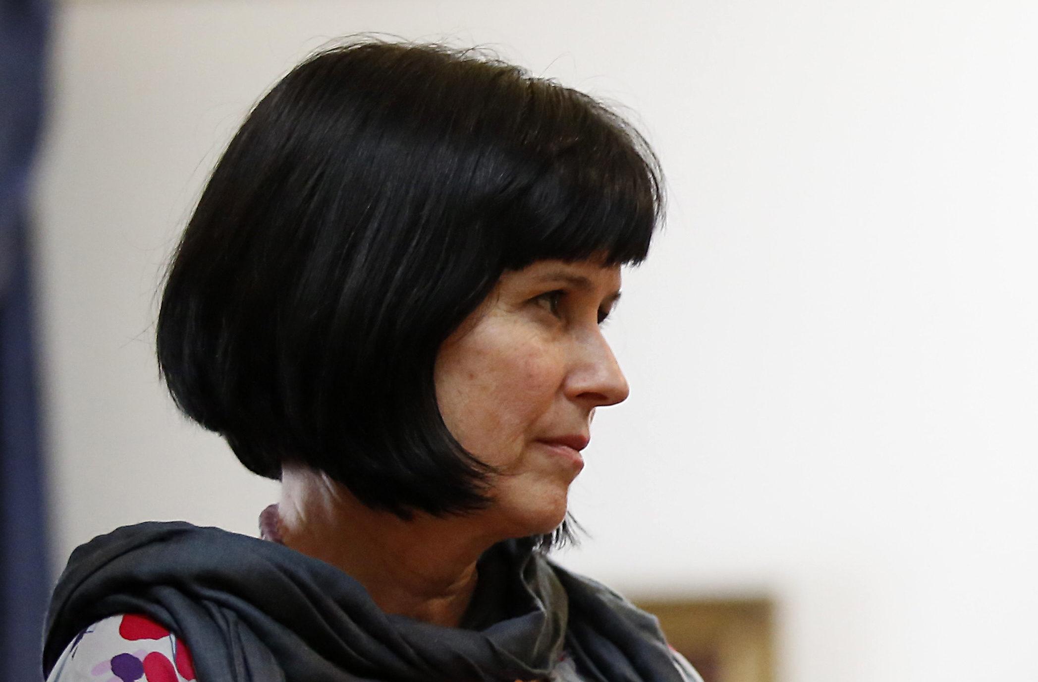 Roxana Pey llega al comando de Guillier para acercarse al FA