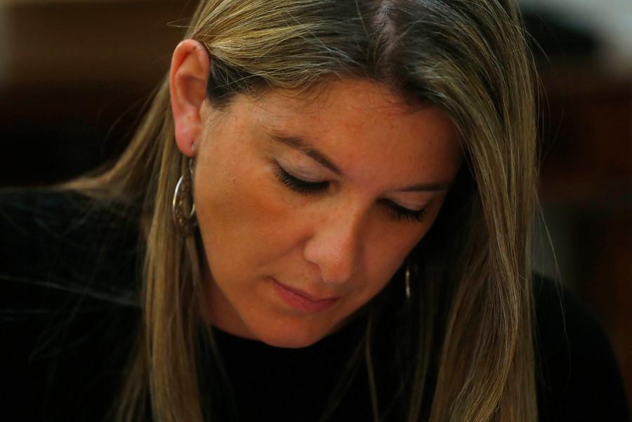 """""""Diputada Sabat pide a Bachelet"""