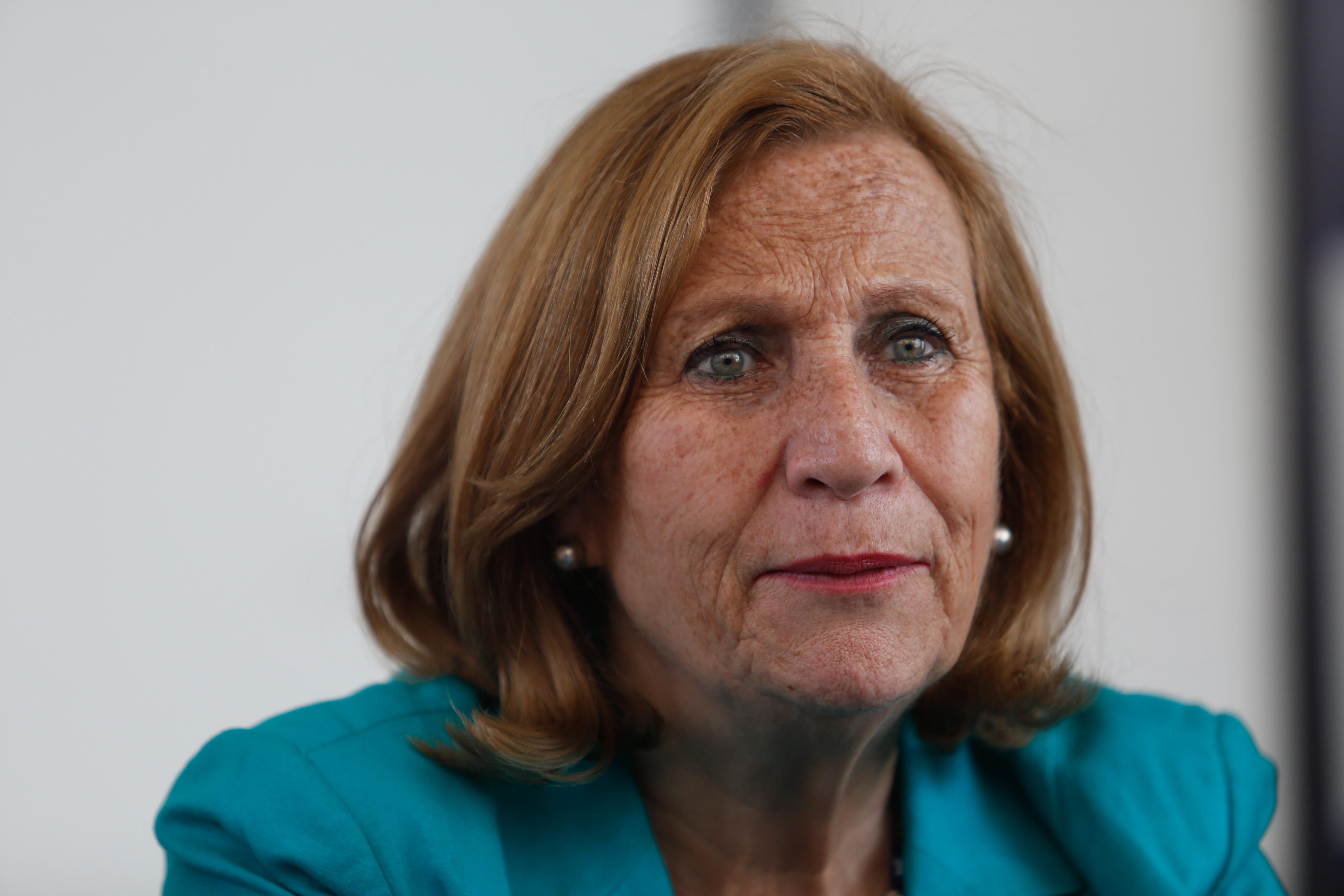 """Helia Molina por ministro de Salud y protocolo: """"Yo renuncié por mucho menos"""""""