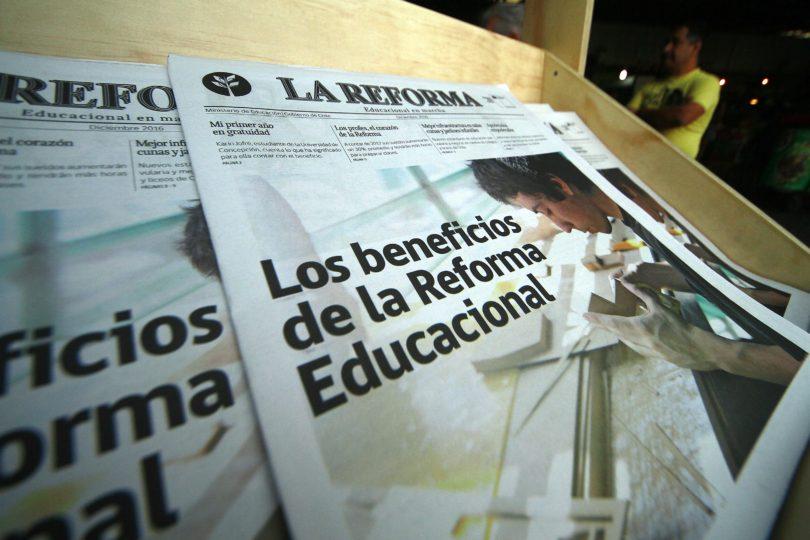 Un breve balance de la Reforma Educacional