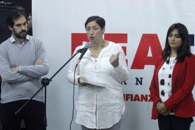 Emblemático dirigente del Frente Amplio criticó el nepotismo y le recordaron su anterior trabajo