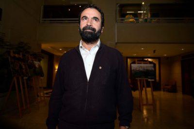 """UDI acusa """"canallada"""" de Hugo Gutiérrez por cuestionar veracidad de ataque a Rossi"""