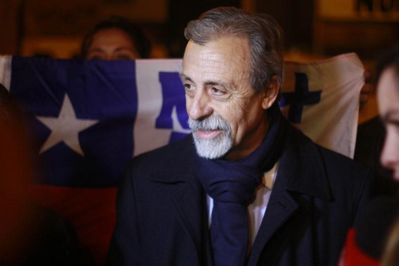 """Luis Mesina pide a Alejandro Guillier aclarar """"qué significa acabar con el monopolio de las AFP"""""""