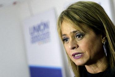 FOTOS |Vocales de mesa se negaron a atender a Jacqueline Van Rysselberghe en Concepción
