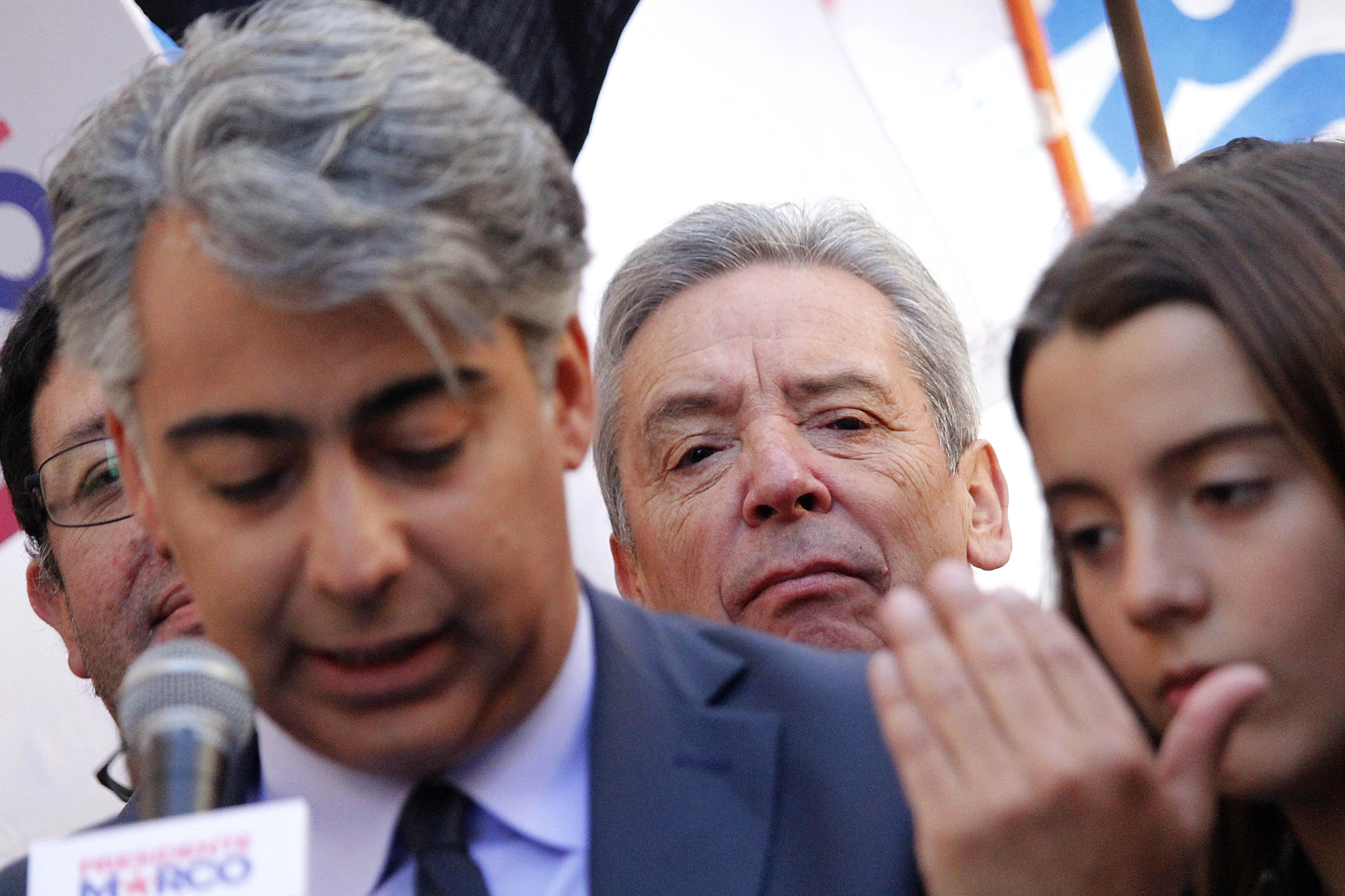 """Carlos Ominami: """"Fue un gran error recibir dinero de SQM"""""""
