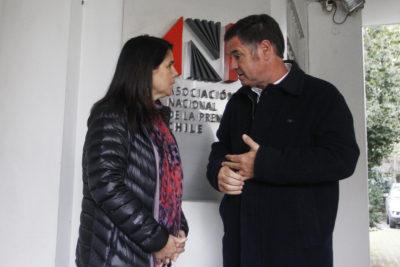Intenso round entre Camila Vallejo, Manuel José y Ximena Ossandón contra Rodolfo Carter suma nuevo episodio
