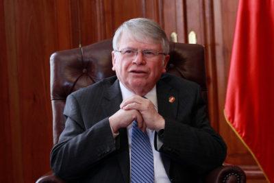 """Presidente de Corte Suprema: """"No tiene ningún sentido práctico cerrar Punta Peuco"""""""