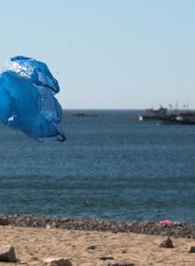Si Cristóbal Colón hubiese venido con una bolsa plástica, todavía no se habría degradado
