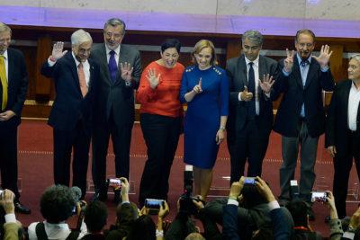 Cadem entrega último sondeo antes de primera vuelta: Piñera 45%, Guillier 23% y Sánchez 14%