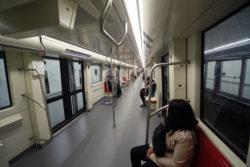 """Pánico en Línea 6 luego que informaran que """"serían chocados"""" por otro tren"""
