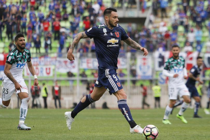 La respuesta de Mauricio Pinilla tras violento incidente con fotógrafo en pleno partido con Wanderers