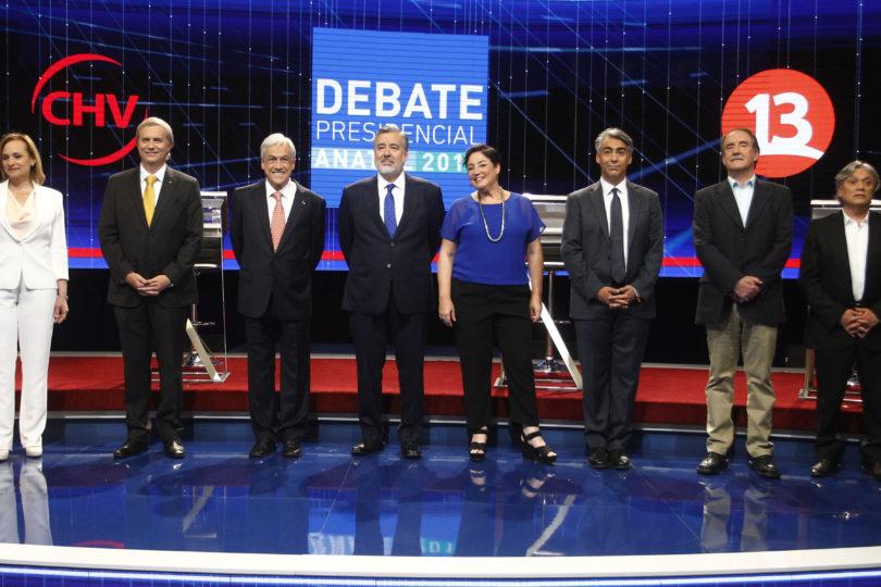 Encuesta Cadem: Sebastián Piñera fue el gran ganador del debate presidencial Anatel