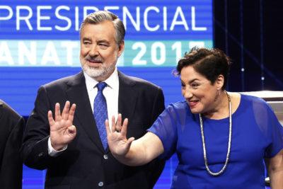 """Beatriz Sánchez: """"ME-O no va a estar en segunda vuelta, o lo hace Guillier o lo hago yo"""""""