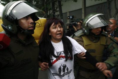 """Eduardo Artés arma su gabinete: """"Roxana Miranda sería mi ministra de Vivienda"""""""
