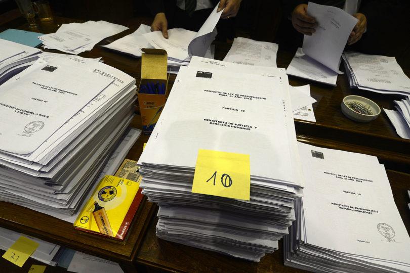 Cámara de Diputados aprobó en general proyecto de Ley de Presupuestos 2018