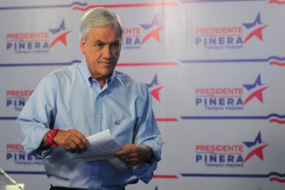 Guillierismo elabora lista con todos los familiares que metió Piñera a La Moneda cuando fue Presidente