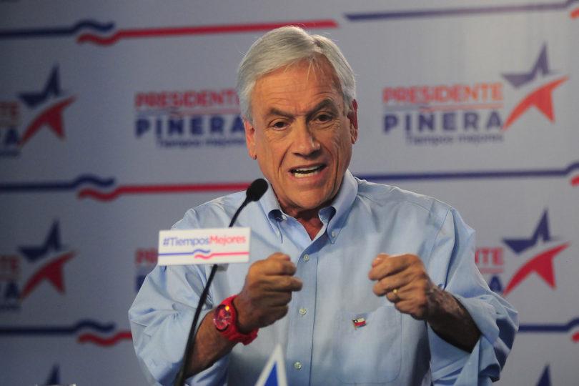"""Sebastián Piñera con todo contra Goic: """"Es la que tiene más familiares apitutados"""""""