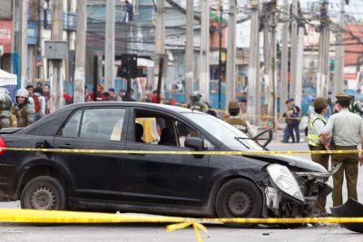 El uso de armas de fuego de Carabineros, a raíz de los hechos de la Plaza de Maipú