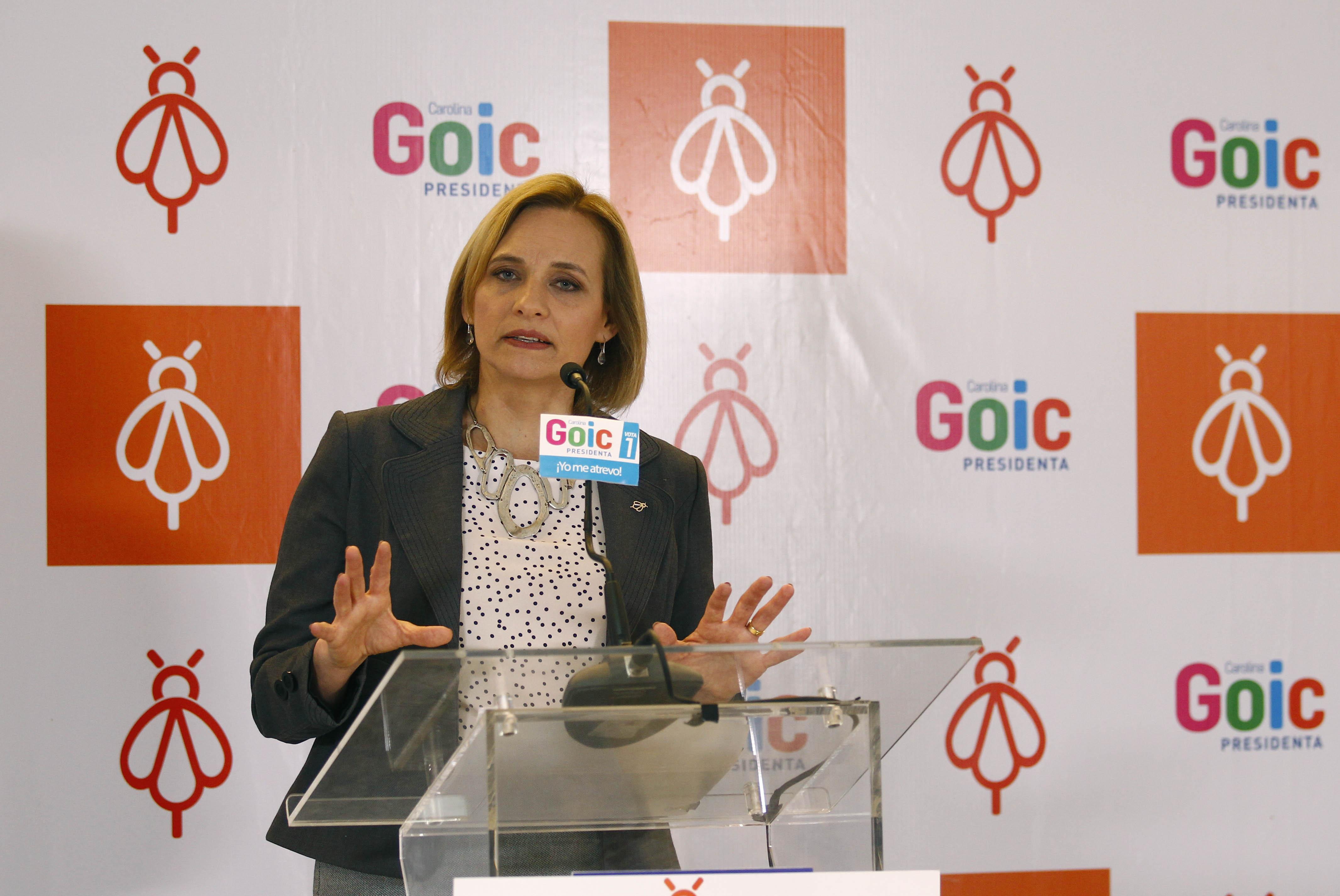 Del banco de Talca al Kiotazo: inédita reacción de Goic contra Piñera