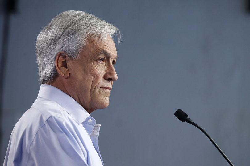Sebastián Piñera apunta a la responsabilidad del Sename en muerte de Daniela Vargas
