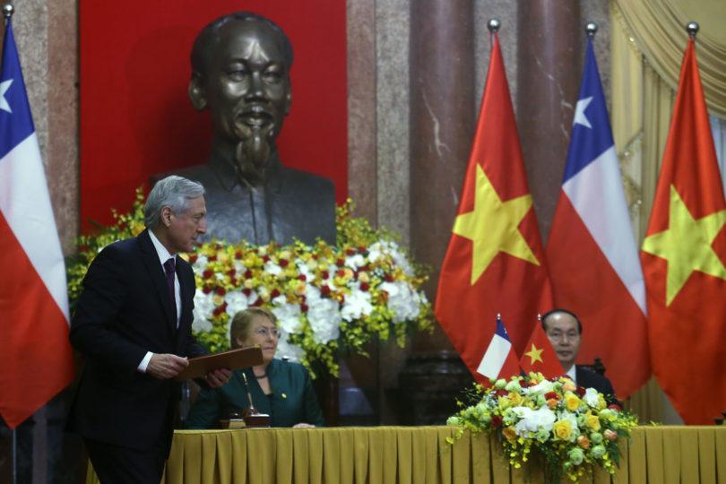 Se suspende firma del TPP en Vietnam por observaciones del Primer ministro de Canadá