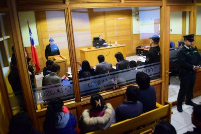 Imputado por caso Iglesias intentó suicidarse en la cárcel de Temuco