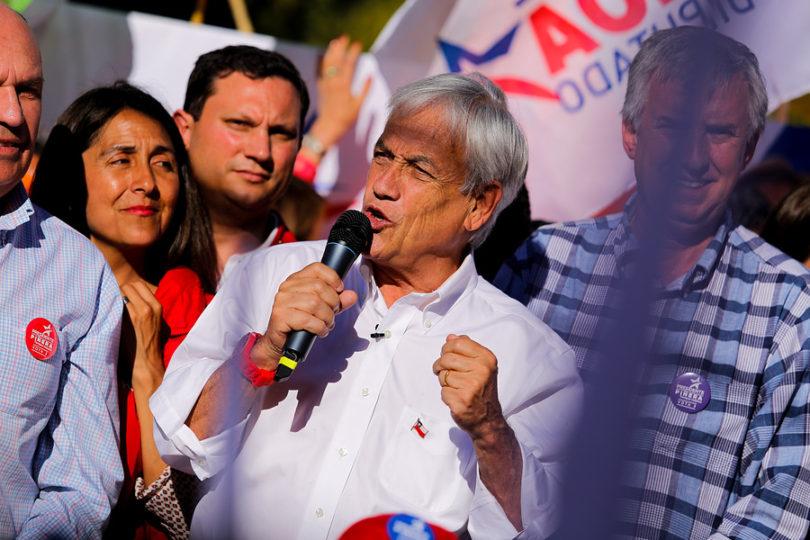 """Piñera dispara contra Matamala y Rincón por empresas zombies: """"Andar hurgueteando en 25 años atrás es una majadería"""""""