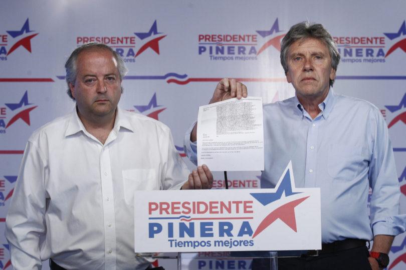 """Chile Vamos acusa intervencionismo electoral: """"Qué significa que funcionarios de la Conadi salgan al acarreo de gente"""""""