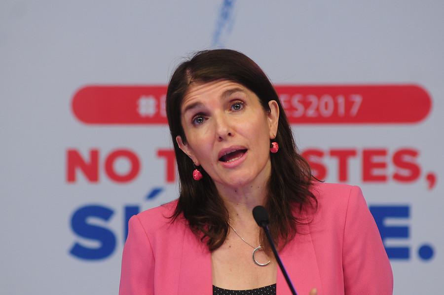 """Ministra Narváez y acusación de intervencionismo: """"Lo que hemos hecho ha sido transparente"""""""