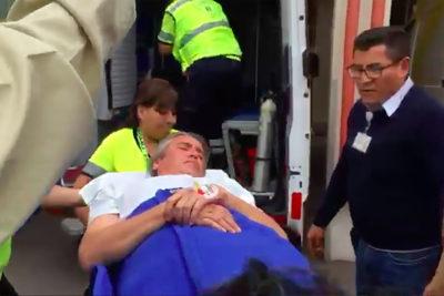 FOTOS | Las primeras imágenes de Fulvio Rossi tras ataque en Iquique