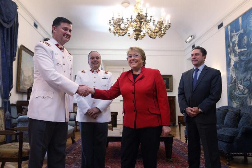General Ricardo Martínez es designado nuevo comandante en jefe del Ejército