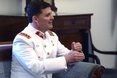 """Ejército responde por acusaciones contra Martínez: """"Se efectuó un reproche ético y moral"""""""