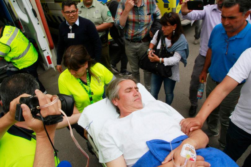 """Fiscal de Iquique por ataque a Fulvio Rossi: """"No tenemos antecedentes que permitan configurar un autoatentado"""""""