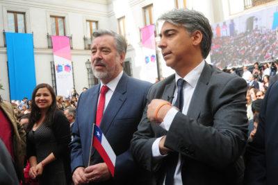 """Guillier agradeció apoyo de ME-O tres días después: """"Sigamos impulsando las transformaciones progresistas"""""""