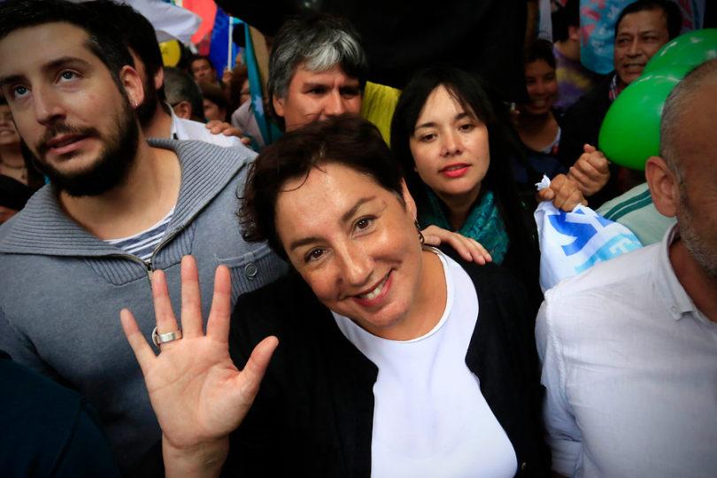 """Beatriz Sánchez: """"No vamos a engañar a nadie, cambiar Chile es complejo"""""""