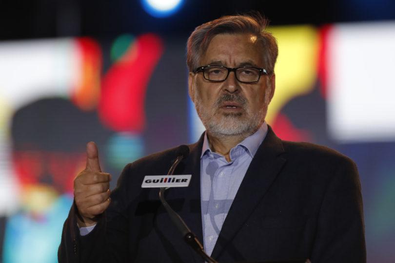 Alejandro Guillier ya piensa en la segunda vuelta: presentará nuevo comando el jueves