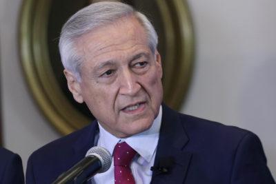 """Voto en el extranjero: Heraldo Muñoz afirma que """"hay más participación que en primarias"""""""