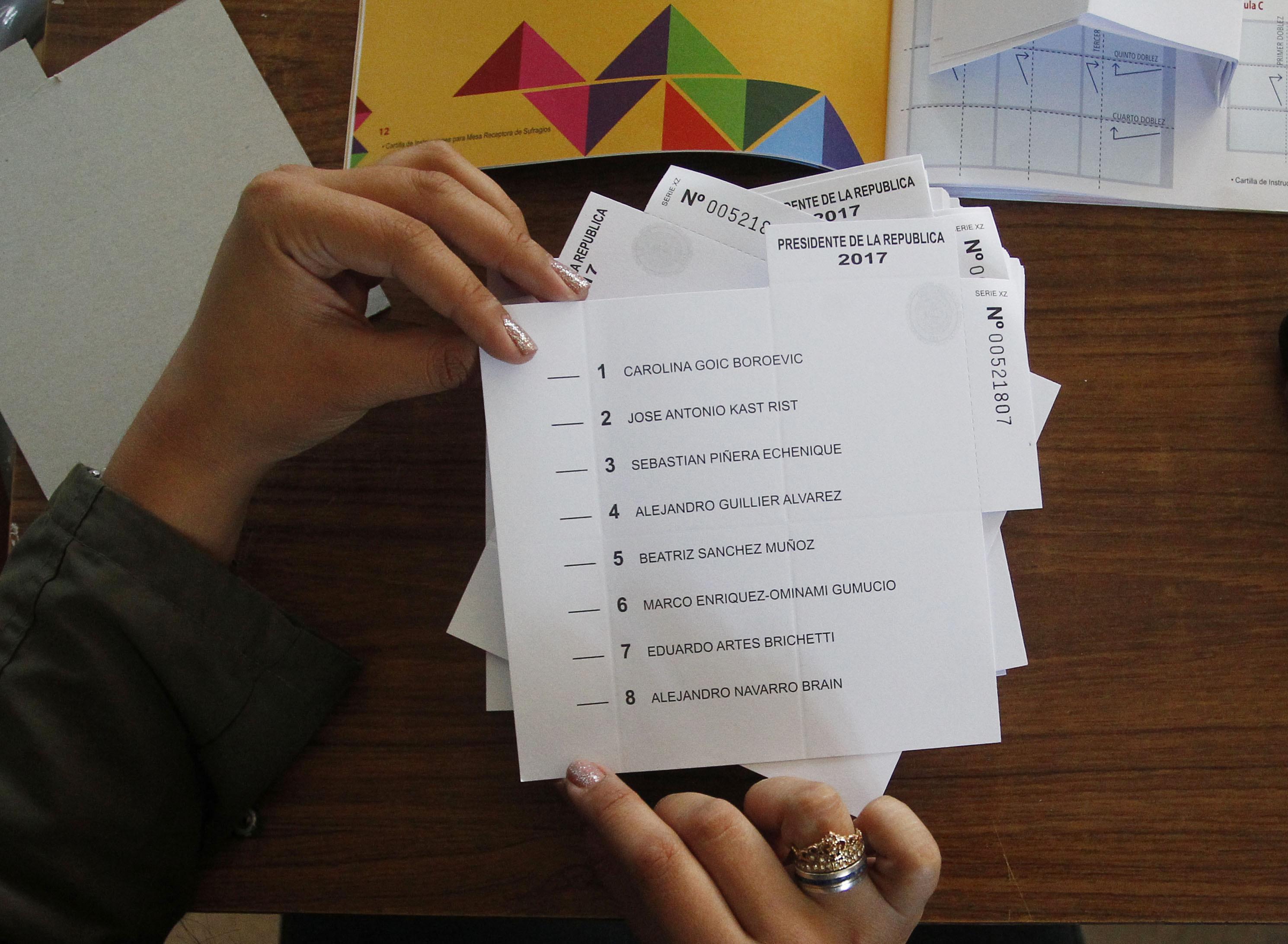 Detienen a mujer que fotografió su voto: la delató el flash de la cámara