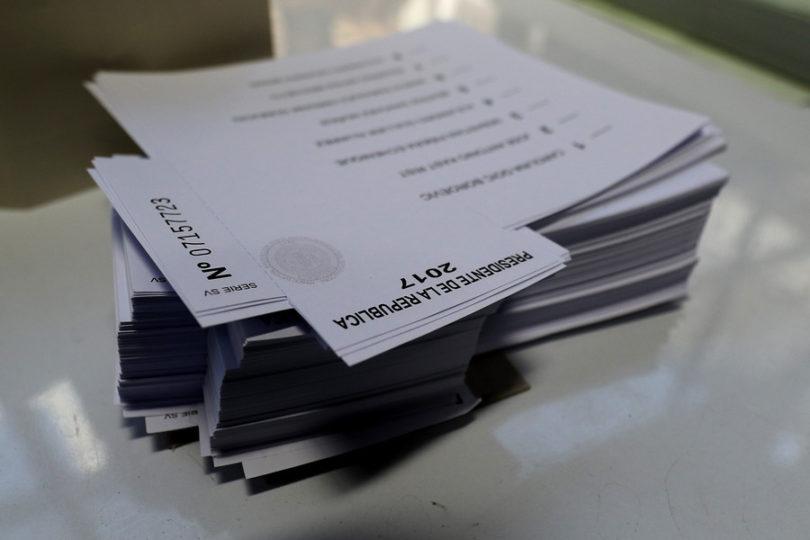 FOTOS   Las postales que dejan las elecciones a lo largo de Chile