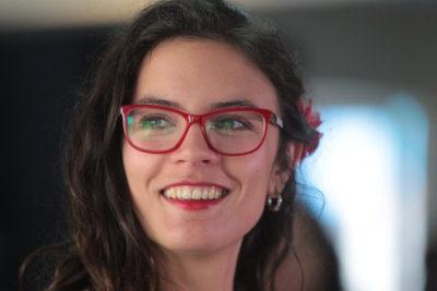 """Camila Vallejo se sumará a comando de Alejandro Guillier tras críticas del PC de """"exclusión"""""""