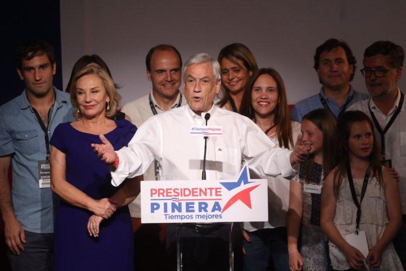 """Piñera: """"Sabemos que en marzo vamos a recibir un país estancado"""""""