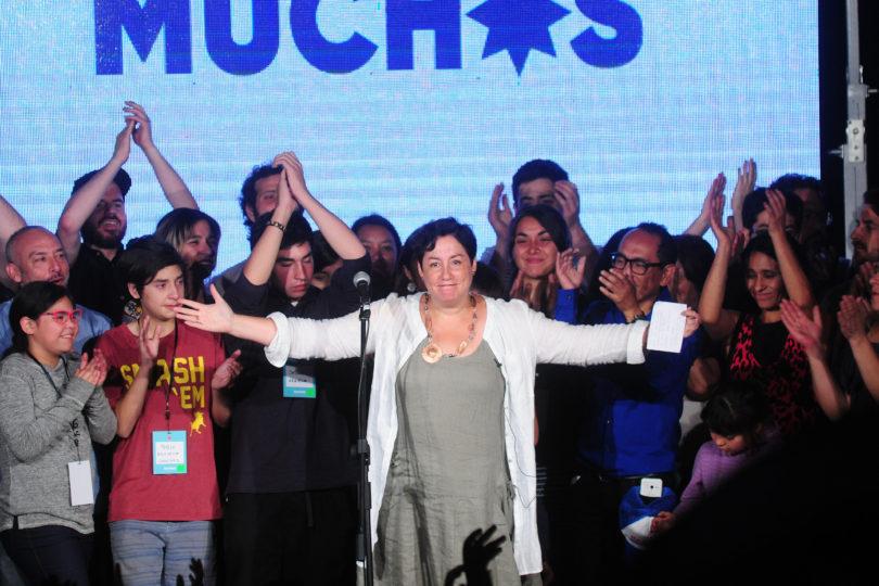 """Beatriz Sánchez: """"No le voy a decir a la gente cómo tiene que votar"""""""