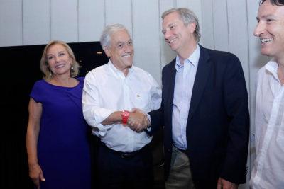 """Militares en retiro y apoyo de Kast a Piñera: """"No entregaremos nuestro voto sin condiciones"""""""