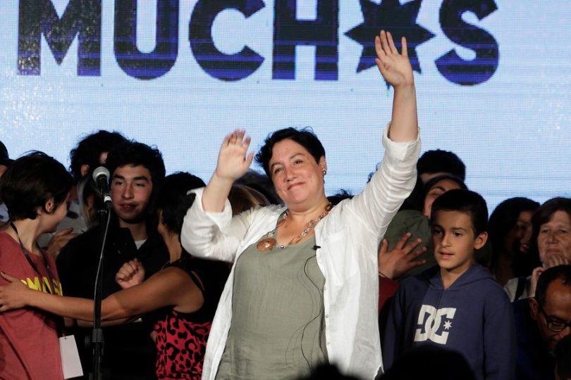 """Beatriz Sánchez no olvida a las encuestas: """"No hay que creerles más"""""""