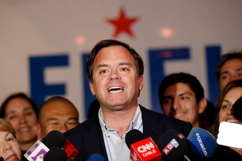 Sin condiciones: Democracia Cristiana oficializa su apoyo a Alejandro Guillier